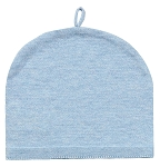 Angel Dear Take Home Beanie - Heather Blue