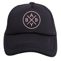 Tiny Trucker Hat - Baby X Rose Gold