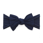 Bow Knot Headband - Navy