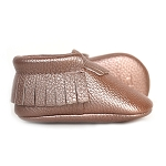Baby Moccs - Rose Gold