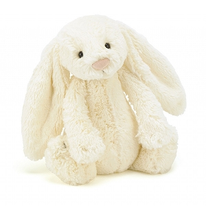 Jellycat Bashful Cream Bunny - Large