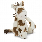 Jellycat Bashful Pinto Pony - Medium
