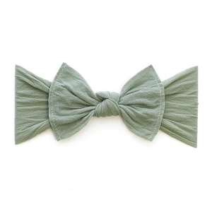 Bow Knot Headband - Sage