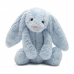 Jellycat Beginnings Blue Chime Bunny