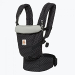 Ergo Adapt Baby Carrier - Geo Black