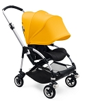 Bugaboo Bee 5 - Yellow & Silver