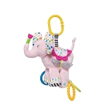 Blossoms Elephant Stroller Toy