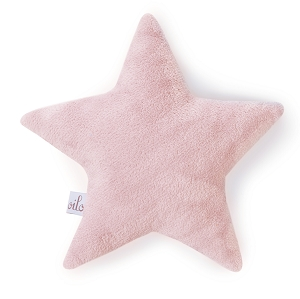 Oilo Star Pillow - Blush