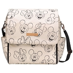 Boxy Backpack - Sketchbook Mickey & Minnie