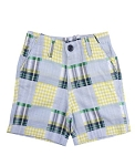 RuggedButts Madras Plaid Shorts