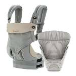 Ergo 360 Bundle of Joy Easy Snug Insert Set - Grey