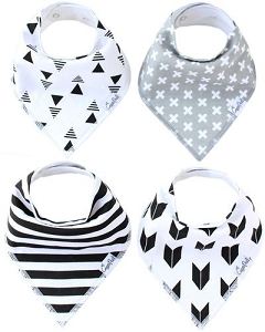 Bandana Bib Set - Shade