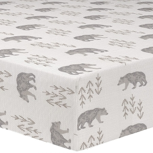 Liz and Roo Crib Sheet - Cubby