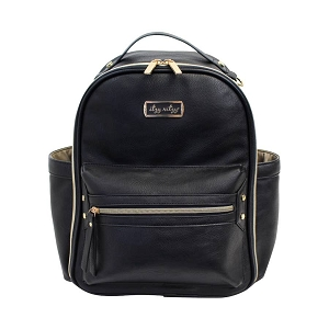 Mini Diaper Bag - Black