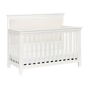 MDB Darlington 4-in-1 Crib - Warm White