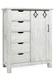 Dolce Baby Lucca Chifforobe - Sea Shell