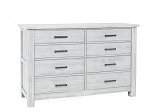 Dolce Baby Lucca Dresser - Sea Shell