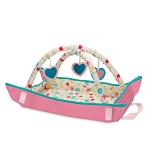 Wee Baby Stella Portable Play Gym