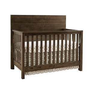 Westwood Dovetail Crib - Graphite