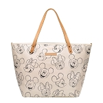 Downtown Tote - Sketchbook Mickey & Minnie