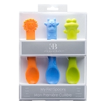 EB Boys 3-pack of Silicone Spoons