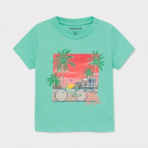 Mayoral Ecofriendly Cotton Shirt