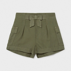 Mayoral Ecofriendly Moss Loose Shorts