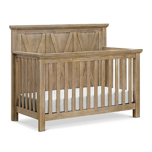 Franklin & Ben Emory Farmhouse 4-in-1 Crib - Driftwood (Boutique Exclusive!)