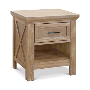 Franklin & Ben Emory Farmhouse Nightstand - Driftwood (Boutique Exclusive!)