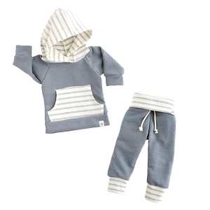 Fog & Shipley Stripe Jogger Outfit