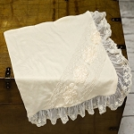 Frilly Frocks Sylvie Blanket