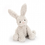 Jellycat Fuddlewuddle Grey Bunny - Medium