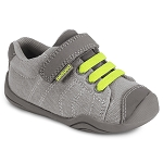 Pediped Grip n Go Jake - Grey & Lime