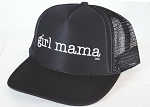 Mother Trucker Hat - Girl Mama