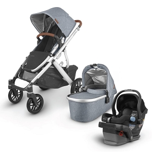 UPPAbaby Gregory Vista V2 & Mesa - Travel System