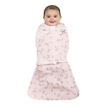HALO SleepSack Swaddle - Pink Butterfly Scribble