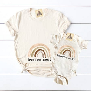 Heaven Sent Maternity Tee