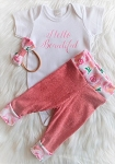 EXCLUSIVE! Hello Beautiful (3 Piece Set)