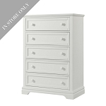 Highland Park Chest - White (Boutique Exclusive!)