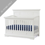 Highland Park 4-in-1 Convertible Crib - White (Boutique Exclusive!)