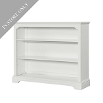 Highland Park Hutch/Bookcase - White (Boutique Exclusive!)