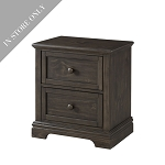 Highland Park Nightstand - Charcoal (Boutique Exclusive!)