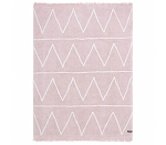 Lorena Canals Hippy Rug - Soft Pink