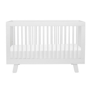 Babyletto Hudson 3-in-1 Convertible Crib - White