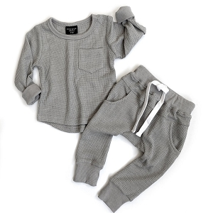 Thermal Top - Grey