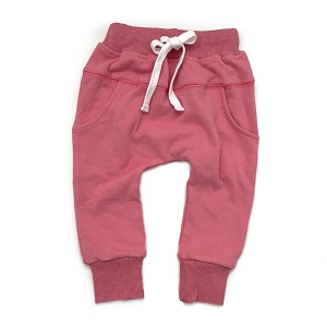 Watermelon Pink Joggers