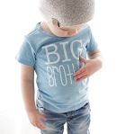 Big Brother Tee - Blue