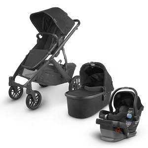UPPAbaby Jake Vista V2 & Mesa - Travel System