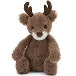 Jellycat Bashful Reindeer - Medium