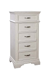 Stella Baby Kerrigan Pier Chest - Rustic White